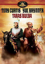 Taras Bulba DVD, Vladimir Sokoloff, Ilka Windish, George Macready, Perry Lopez,