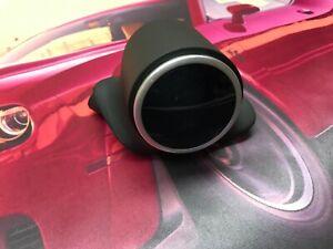05 09 Subaru Legacy Right Side Defrost Vent Trim Single Gauge Pod 52mm RHD