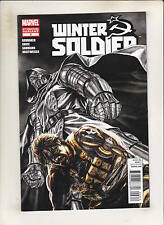 Winter Soldier #3 2nd Printing Variant Cover!