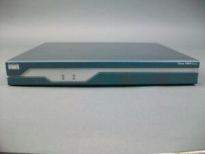 CISCO 1841 32mb/128mb F/M INTEGRATED SERVICES ROUTER Tested IOS 15