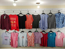New Lot of 16 size L Large Womens Clothing T Shirt Blouse Tank Top Tunic 143