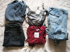 LOT vêtements femme jeans t-shirt  38/40 marque CACHE CACHE CAMIEU + NEUF