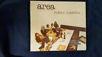 AREA - PARIGI LISBONA. CD DIGIPACK EDITION NUOVO SIGILLATO