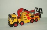 1:50 Siku Mercedes Benz SK Heavy Tow truck 1993 Made in Germany RARE