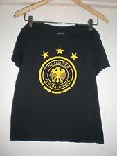 Boy's The Go To Tee By Adidas size Medium German Soccer Design