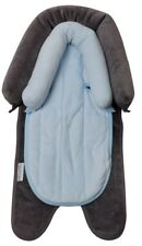 Playette 2 in 1 Head Support Blue   (Pram Stroller Capsule Insert )