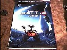 WALL-E DS ROLLED 27X40 MOVIE POSTER PIXAR