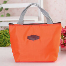 Fashion Waterproof Portable Picnic Insulated Food Storage Box Tote Lunch Bag New