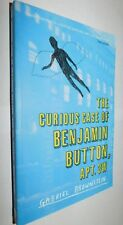 Curious Case Of Benjamin Button Apt. 3W by Gabriel Brownstein PB short stories