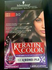 Schwarzkopf Keratin Hair Color - Espresso 3.0