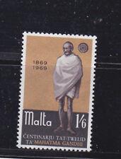 malta 1969 Sc 397,gandhi,set MNH           m2181
