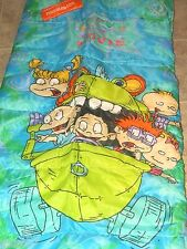 NEW RUGRATS THE MOVIE INDOOR SLEEPING BAG 1998 BLANKET NEW WITHOUT PACKAGE