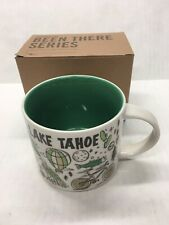 Starbucks Lake Tahoe Been There Series Coffee Mug Boxed Cup New