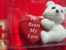 """Love Magnets """"This Bears My Love"""""""