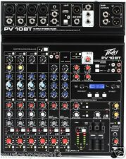 Peavey PV10BT Analog Mixer With Bluetooth RL97