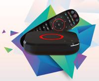 Genuine Infomir MAG 324w2 Linux IPTV/OTT/HEVC BOX Media Streamer MAG324W2 2019