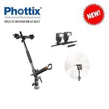 Phottix Multi Boom Flash Bracket with Varos II BG Combo 42cm (PH87521)