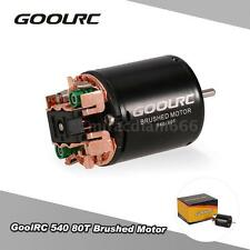 GoolRC 540 80T Brushed Motor for 1/10 Off-Road Rock Crawler Climbing RC Car Y5O9