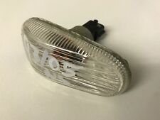 SAAB 9-3 93 Clear Wing Indicator Side Lamp Light 2003+ 12777318 12785743 CLEAR