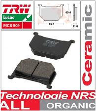 Jeu 2 Plaquette frein Avant  TRW MCB509 Organic MCB509 Suzuki GS850G 83-86