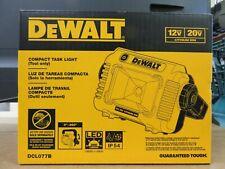 DEWALT COMPACT TASK LIGHT DCL077B