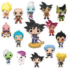 2018 Funko POP Dragon Ball Z Super Saiyan Goku Vegeta Action Figure Kids Gift