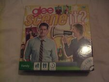New Glee Scene It DVD Game 20th Century Fox2011
