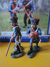 Petits soldats COLLECTORS SHOWCASE french guard artillery NAPOLEON CS00767 neuf