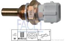 FACET Sensor temp. refrigerante SEAT TOLEDO VOLKSWAGEN GOLF AUDI A6 FORD 7.3126