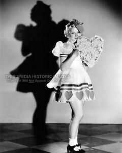 1930s MARY CARLISLE Photo * Valentine's Day Cute Pinup Leggy Actress Celebrities