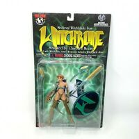 Top Cow Medieval Witchblade Armor Clayburn Moore Action Collectibles 6 inch