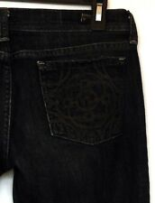 Citizens of Humanity Dark Blue Ava Chain Link Dark Denim Jeans 29 Made in USA