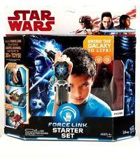 Star Wars Force Link Starter Set Lights Sound KYLO REN FIGURE The Last Jedi SOLO