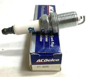 New OEM ACDelco Platinum Spark Plug 41-806
