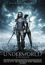 UNDERWORLD 3: RISE OF THE LYCANS Movie POSTER 27x40 Portuguese Michael Sheen