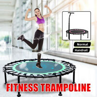 40'' Trampoline Rebounder Kids Jump Fitness Training Workout Exercise Gym Home