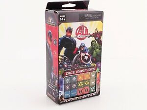 Dice Masters Marvel Avengers Age Of Ultron 2-player Starter Set