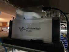 Whatsminer M20S 69.5 TH/s Bitcoin SHA256 (usato in Ottimo Stato)