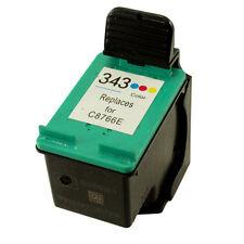 HP 343 C8766EE Colour Reman Ink Cartridge for HP Deskjet D4145 D4155 D4160 D4163