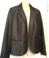NEW Lane Bryant Women's Blazer Size 18 $89 Career Long Sleeve
