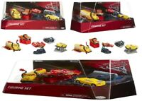 Disney Cars 3 Lightning Mcqueen 5 Pieces Set Ages 3+ Toy Car Miss Fritter Race