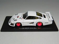 Porsche 935/78 Moby dick Test Spark S0935 Paul Ricard 1/43
