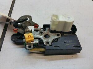 2008 SAAB 9-7X REAR LEFT DRIVER SIDE DOOR LOCK LATCH ACTUATOR
