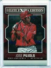 2014 Elite Extra Edition Jose Pujols RC Lot of 10