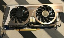MSI N460GTX Hawk NVIDIA GeForce GTX460 Grafikkarte Twin Frozr II