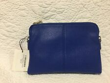 ELMS AND KING - Bowery Wallet, Clutch, Cross Body Bag - Royal Blue