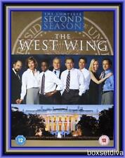 THE WEST WING - COMPLETE SEASON 2 - SECOND SEASON *BRAND NEW DVD*