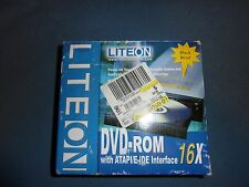 LiteOn DVD-ROM W/ATAPI/IDE Interface 16X Brand New In Box