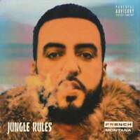 Français Montana - Jungle Rules Neuf CD