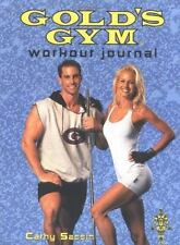 Gold's Gym Workout Journal by Sassin, Cathy